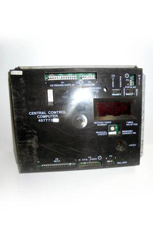 CPU pour compact disc (non testée)