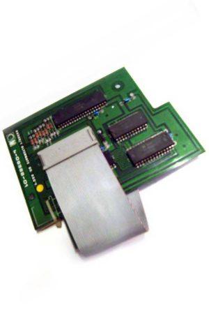 Plaquette auxiliaire CPU en panne