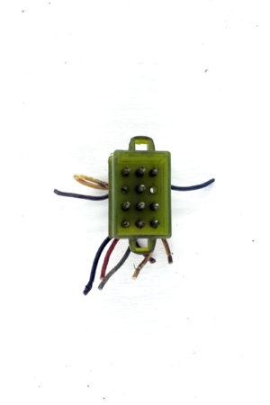 Connecteur vert
