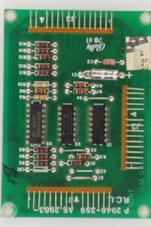 Plaquette électronique