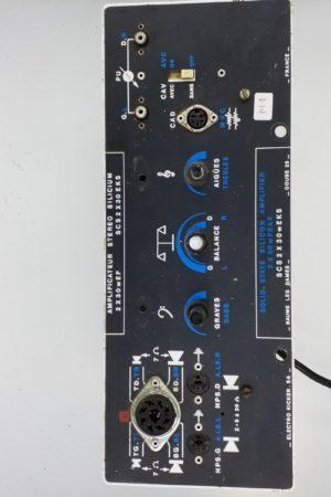 Amplificateur stéréo
