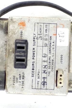 Ransformateur type dcps1