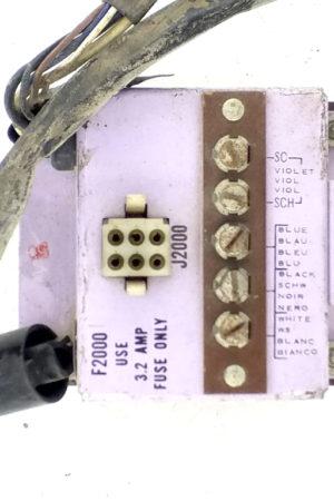 Transformateur type rps8 h5
