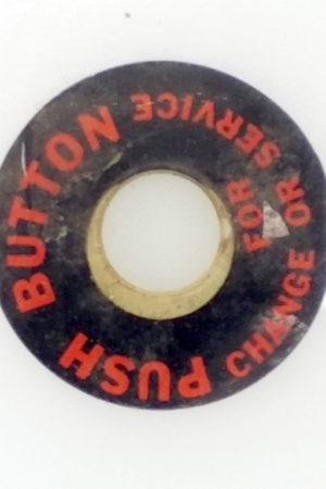 Décor de bouton
